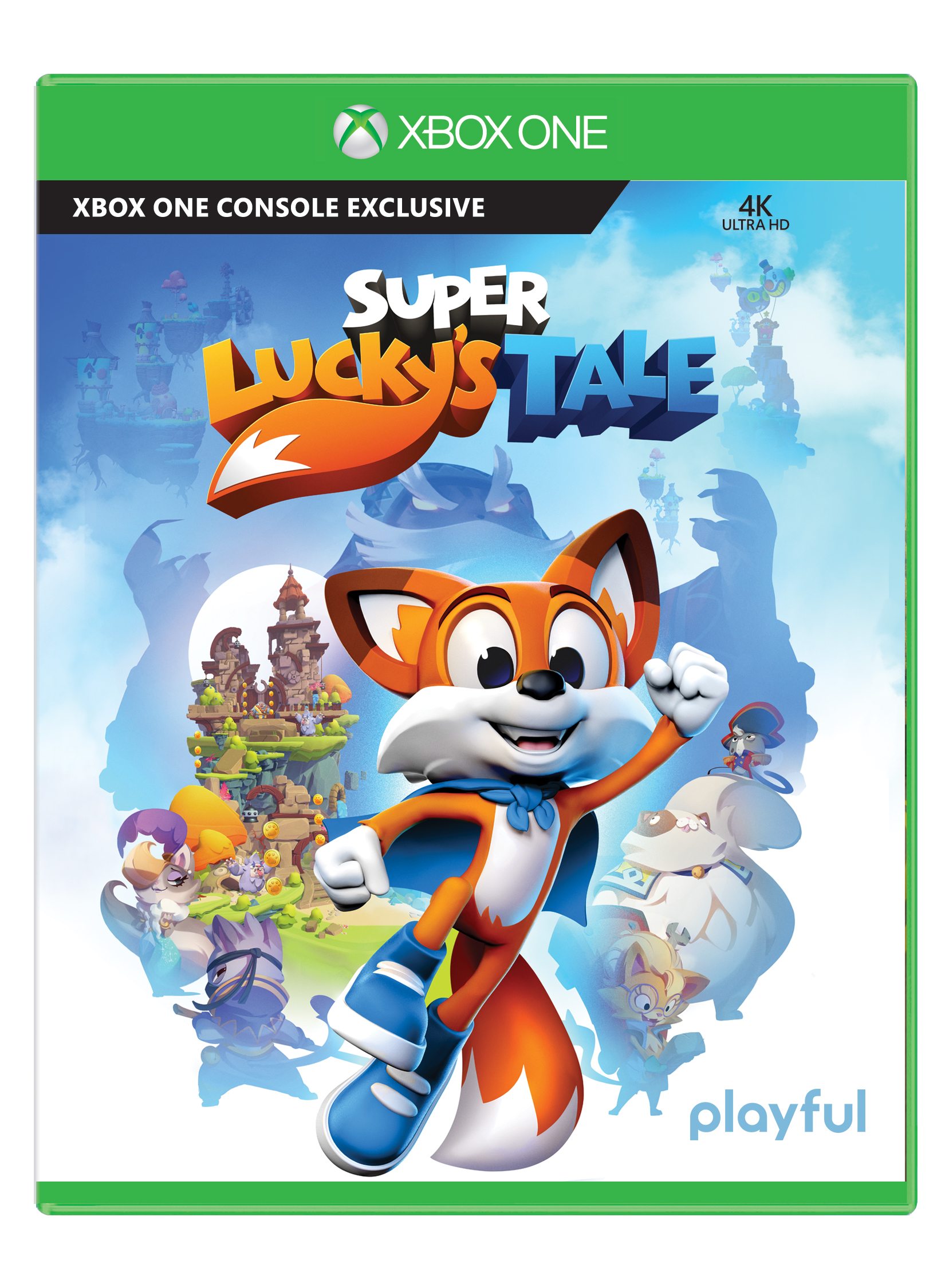 Super Lucky's Tale (Xbox) Review - The Only Title to Launch Alongside the Xbox One X