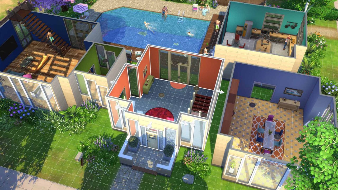 The Sims 4 (PS4) Review - SIMply Monotonous 3