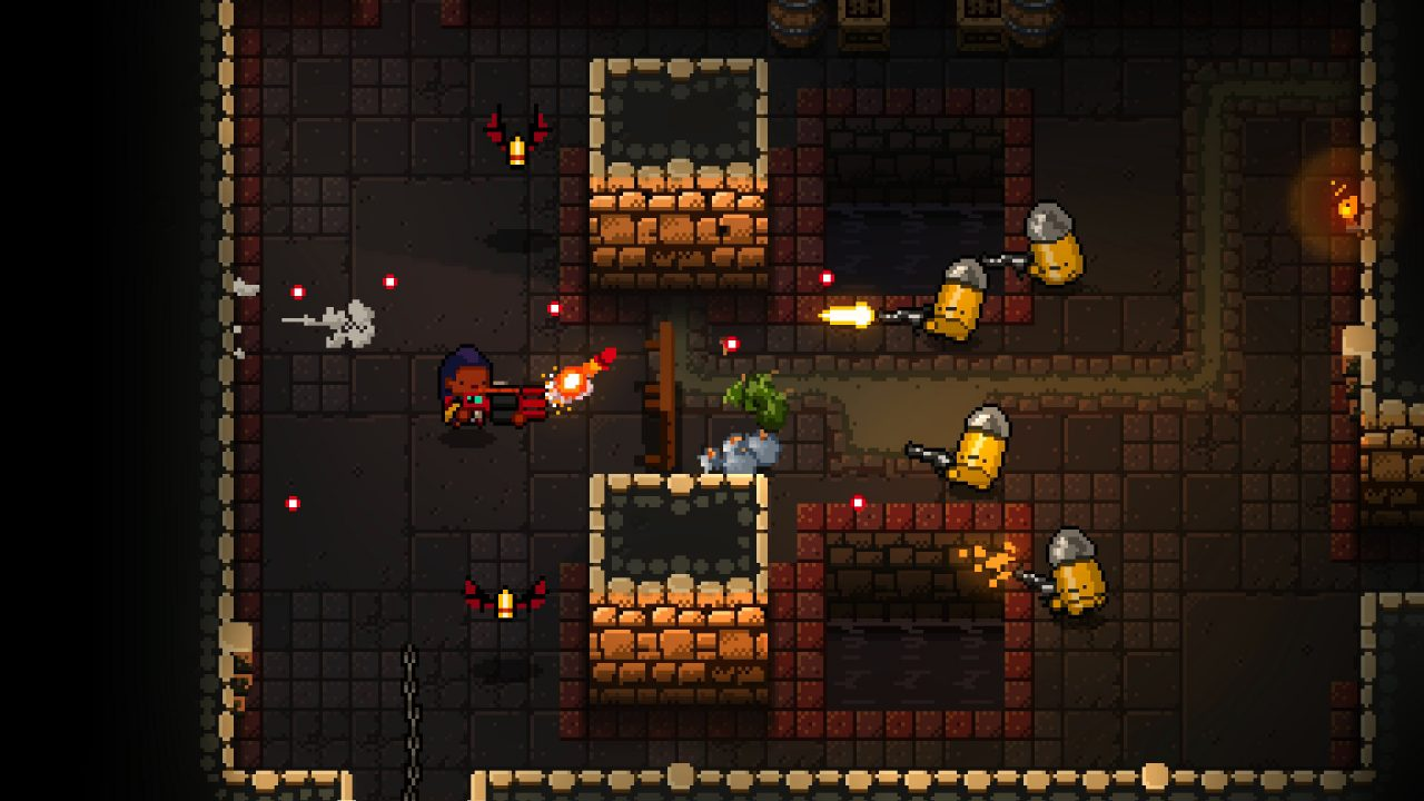 Enter The Gungeon (Switch) Mini-Review - Gungeon Crawling on the Go 1