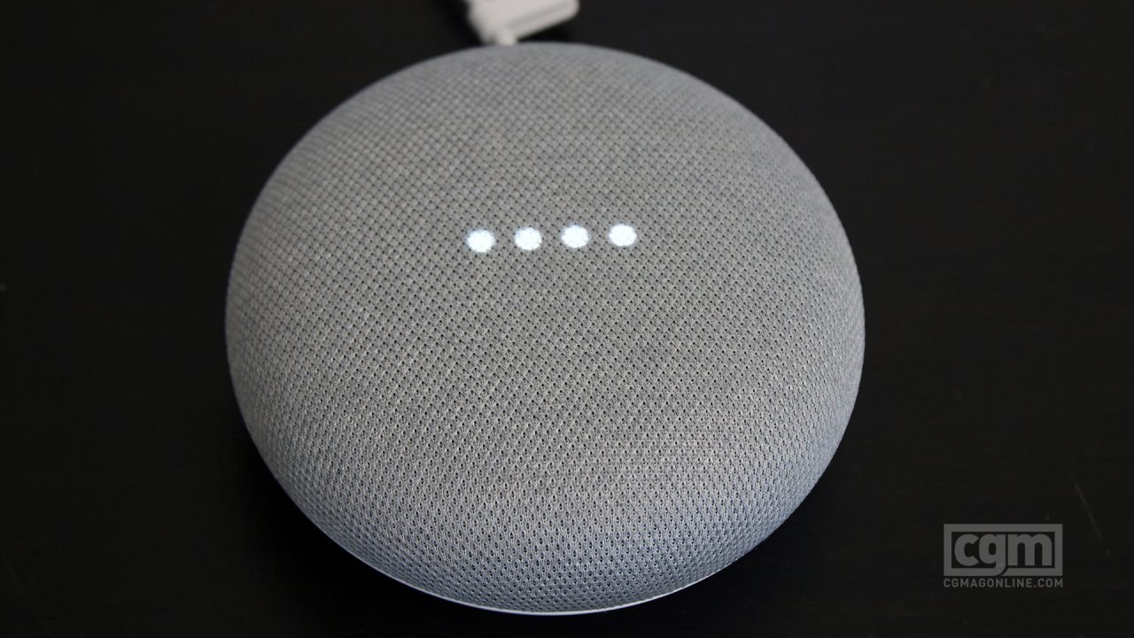Google Home Mini (Hardware) Review: A Little Helper 3