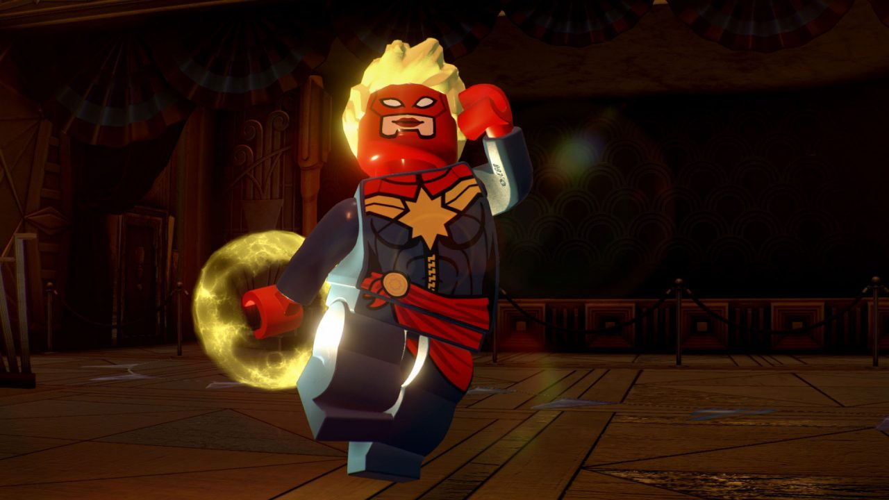 Lego Marvel Super Heroes 2 (Switch) Review: The Block Justice League