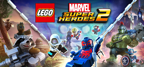 Lego Marvel Super Heroes 2 (Switch) Review: The Block Justice League 1