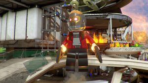 Lego Marvel Super Heroes 2 (Switch) Review: The Block Justice League 3
