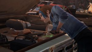 "Life is Strange: Before the Storm Episode 3: ""Hell is Empty"" (PS4) Review: Lies in the Eye 12"