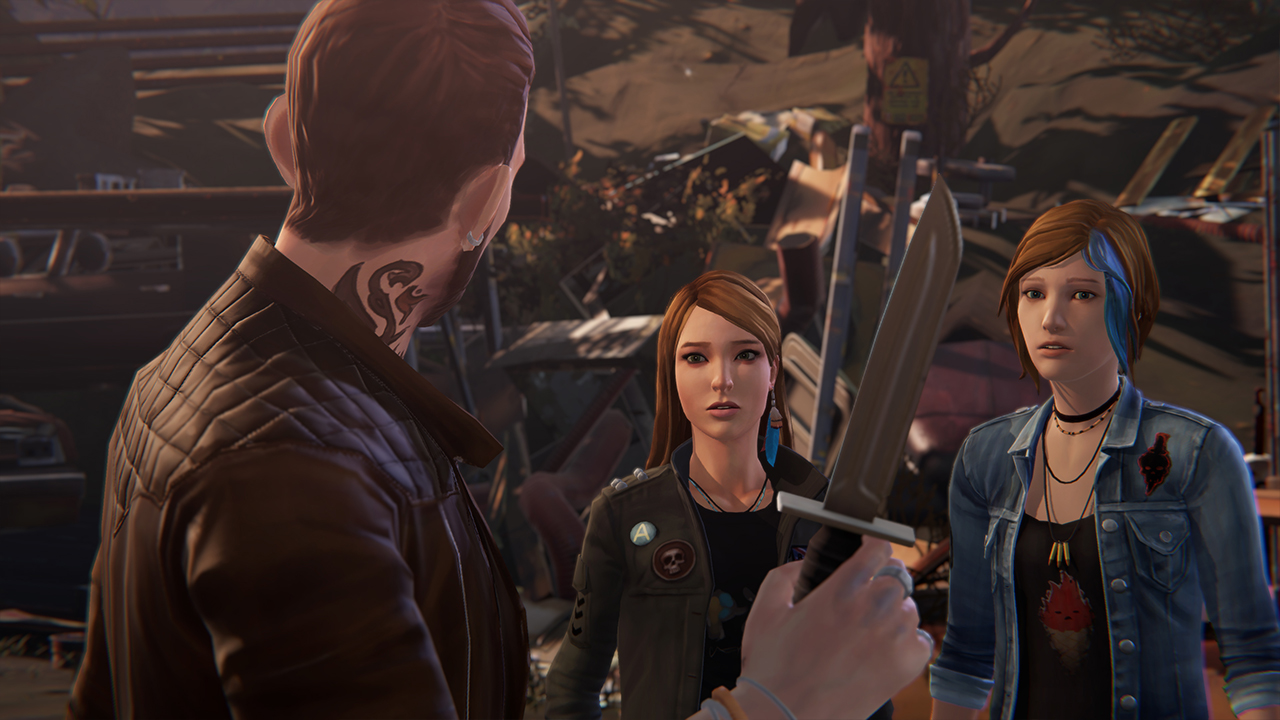 "Life is Strange: Before the Storm Episode 3: ""Hell is Empty"" (PS4) Review: Lies in the Eye 13"
