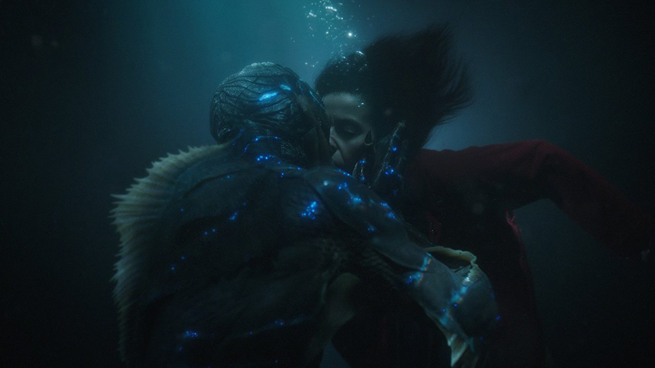 The Shape of Water Review: Making A Monster Movie Romance 10