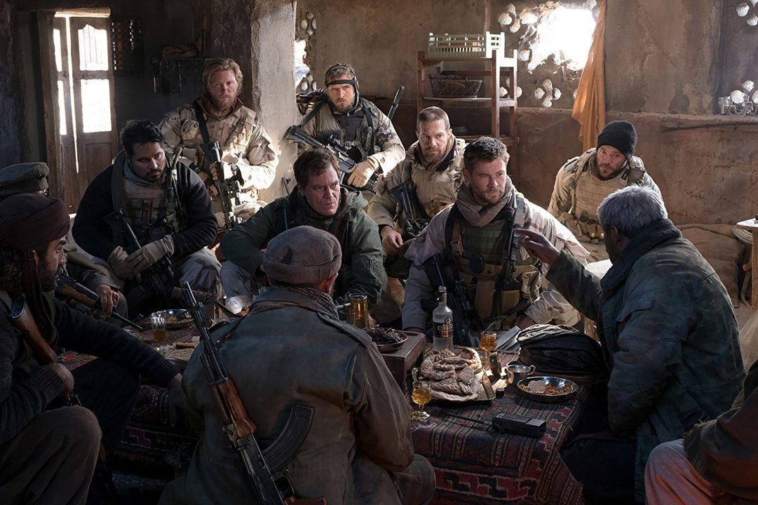 12 Strong (Movie) Review: Pointless Propaganda 1