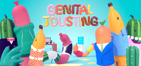 Genital Jousting Review - Going Deep on Toxic Masculinity 4