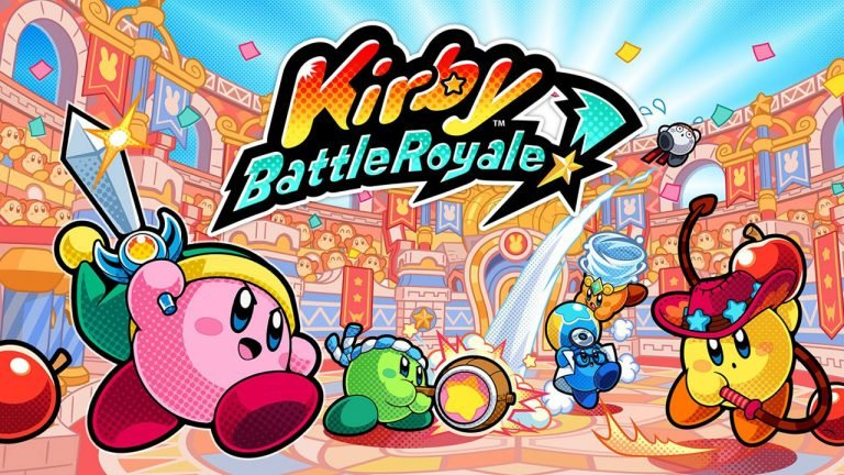 Kirby: Battle Royale (3DS) Review – Not Entertained