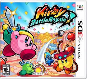 Kirby: Battle Royale (3DS) Review - Not Entertained