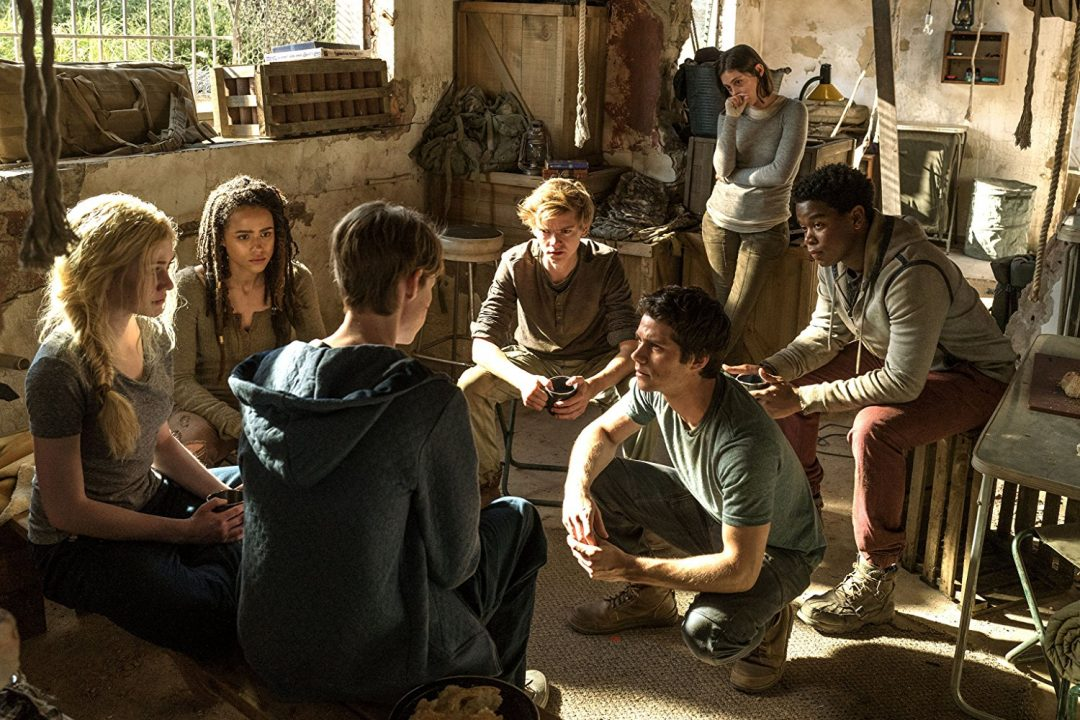 Maze Runner: The Death Cure Review: It's Finally Over! 1