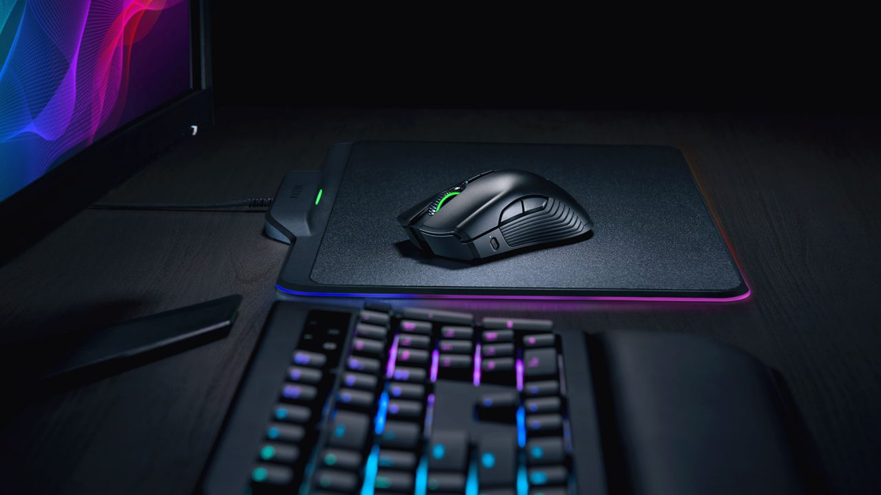 Razer Announce Razer Mamba HyperFlux Wireless Mouse and Pad 1