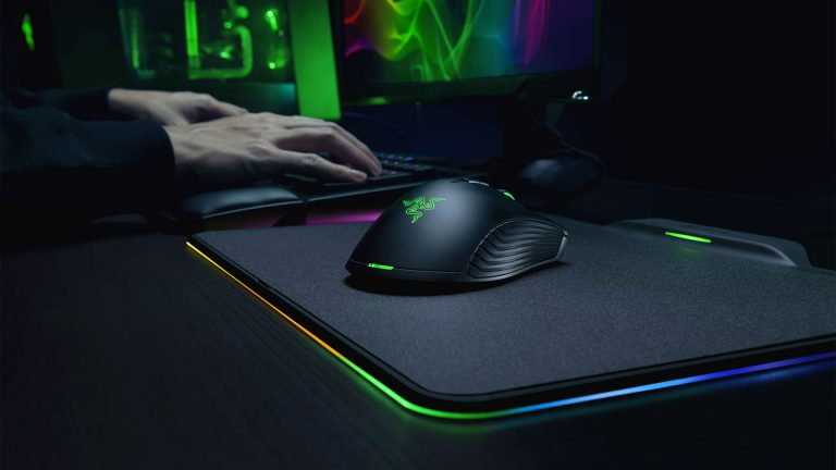 Razer Announce Razer Mamba HyperFlux Wireless Mouse and Pad