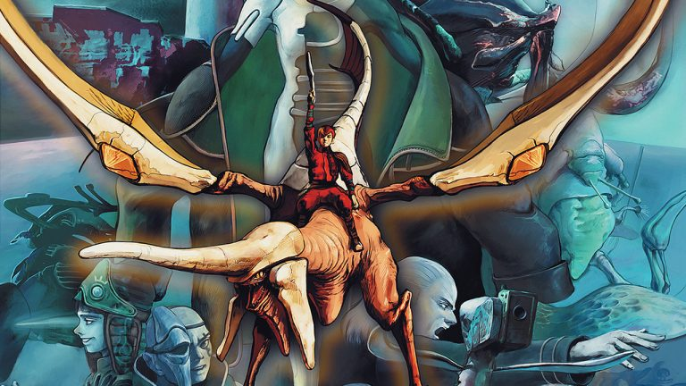 Resurrection: Panzer Dragoon Saga 20th Anniversary Arrangement Album Now Available 2