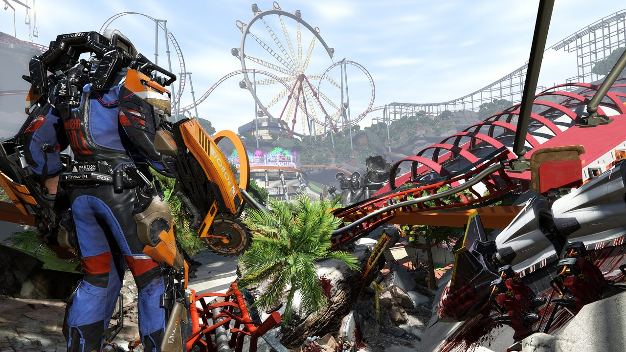 The Surge: A Walk in the Park Review 1
