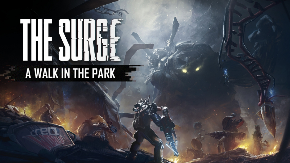 The Surge: A Walk in the Park Review 5