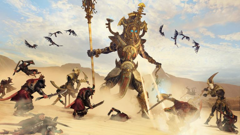 Total War: Warhammer II – Rise of the Tomb Kings DLC (PC) Review: Look On My Armies And Despair