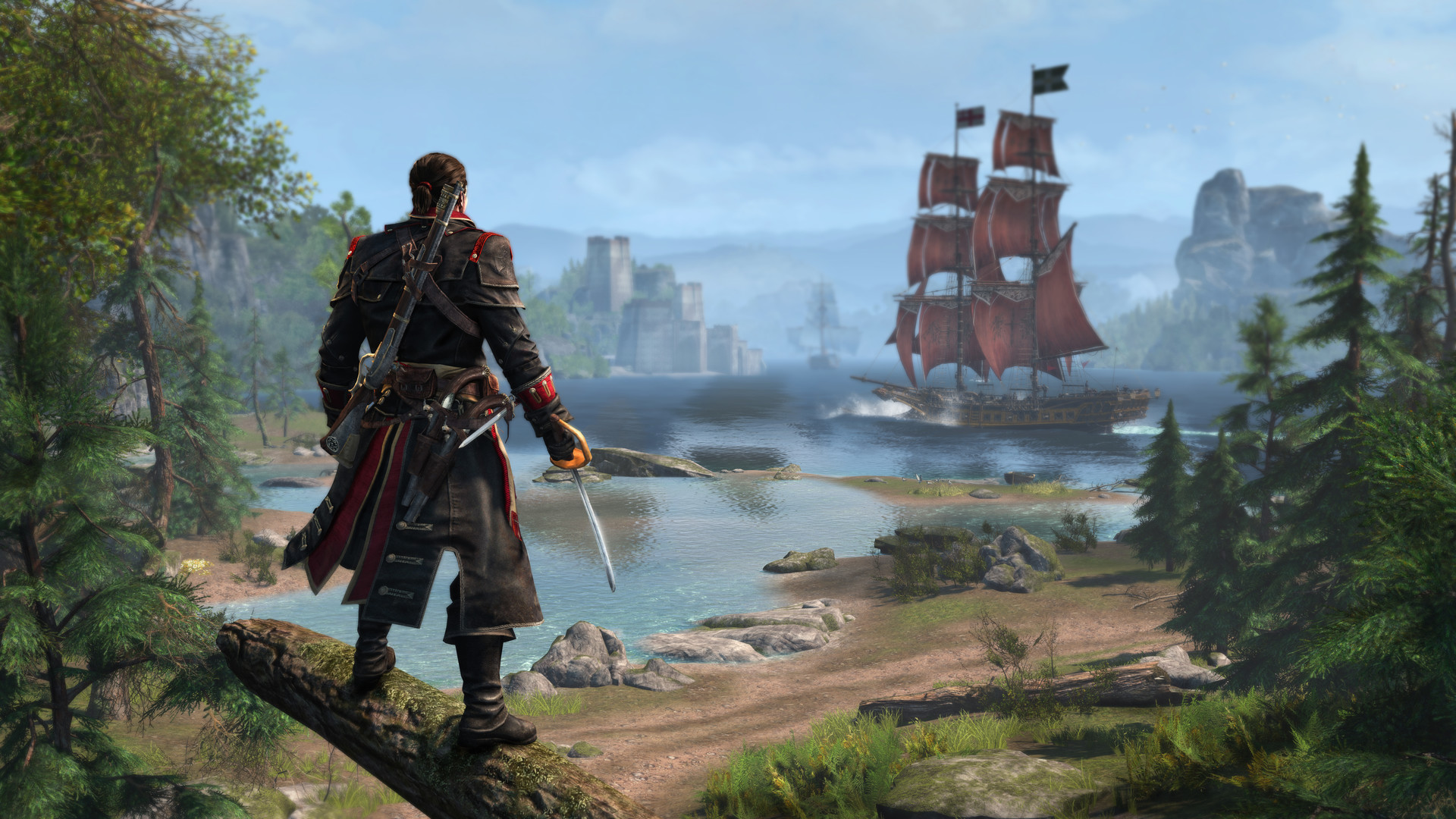 Ubisoft Reveals Assassin S Creed Rogue Remastered Cgmagazine