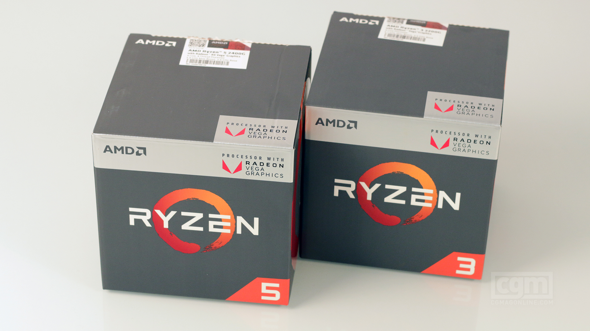 Amd Ryzen 2400g And 2200g Review True Budget 1080p Performance 5 With Radeon Rx Vega 11 Graphics