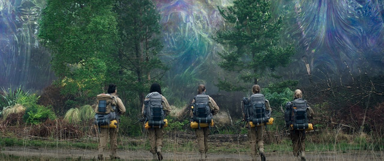 Annihilation (Movie) Review 3