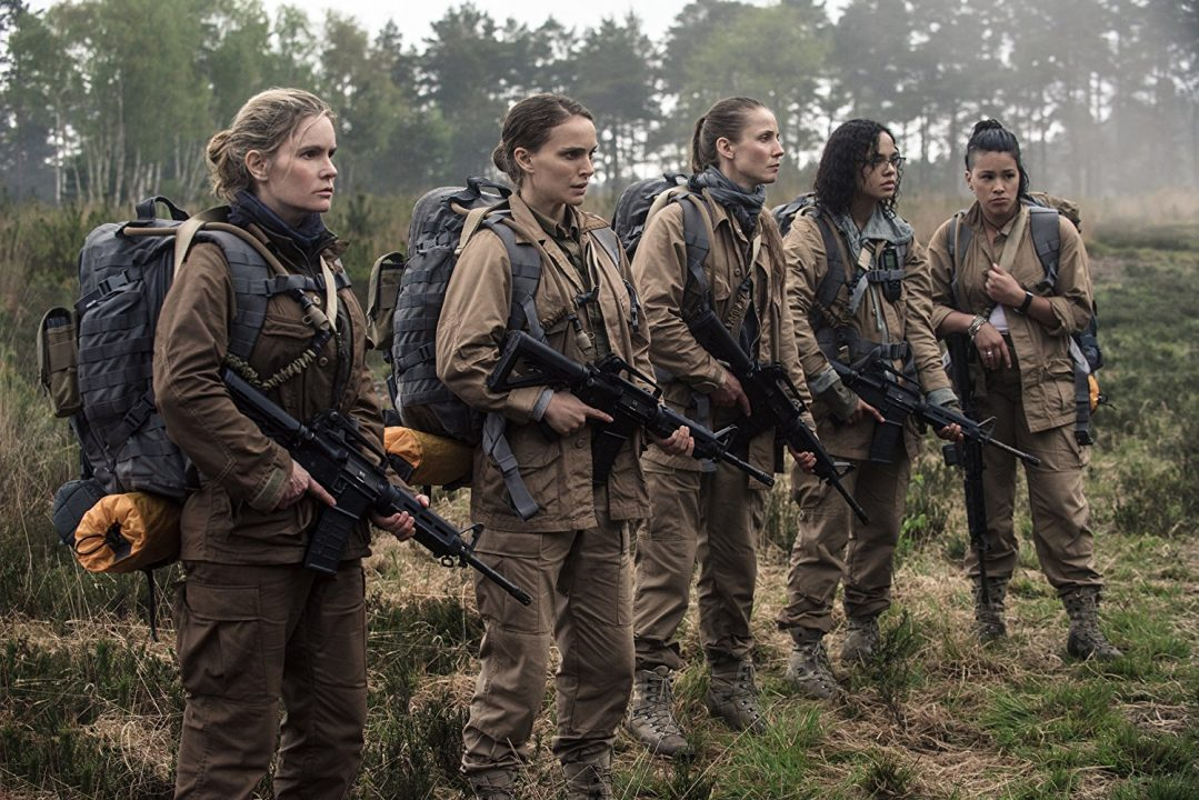Annihilation (Movie) Review 5