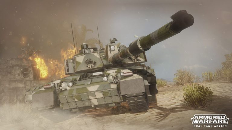 Armored Warfare Code Giveaway!