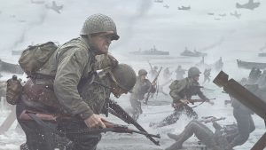 Call of Duty: WWII Directors Leave Sledgehammer