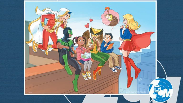 DC Comics Launches New Young Reader Line