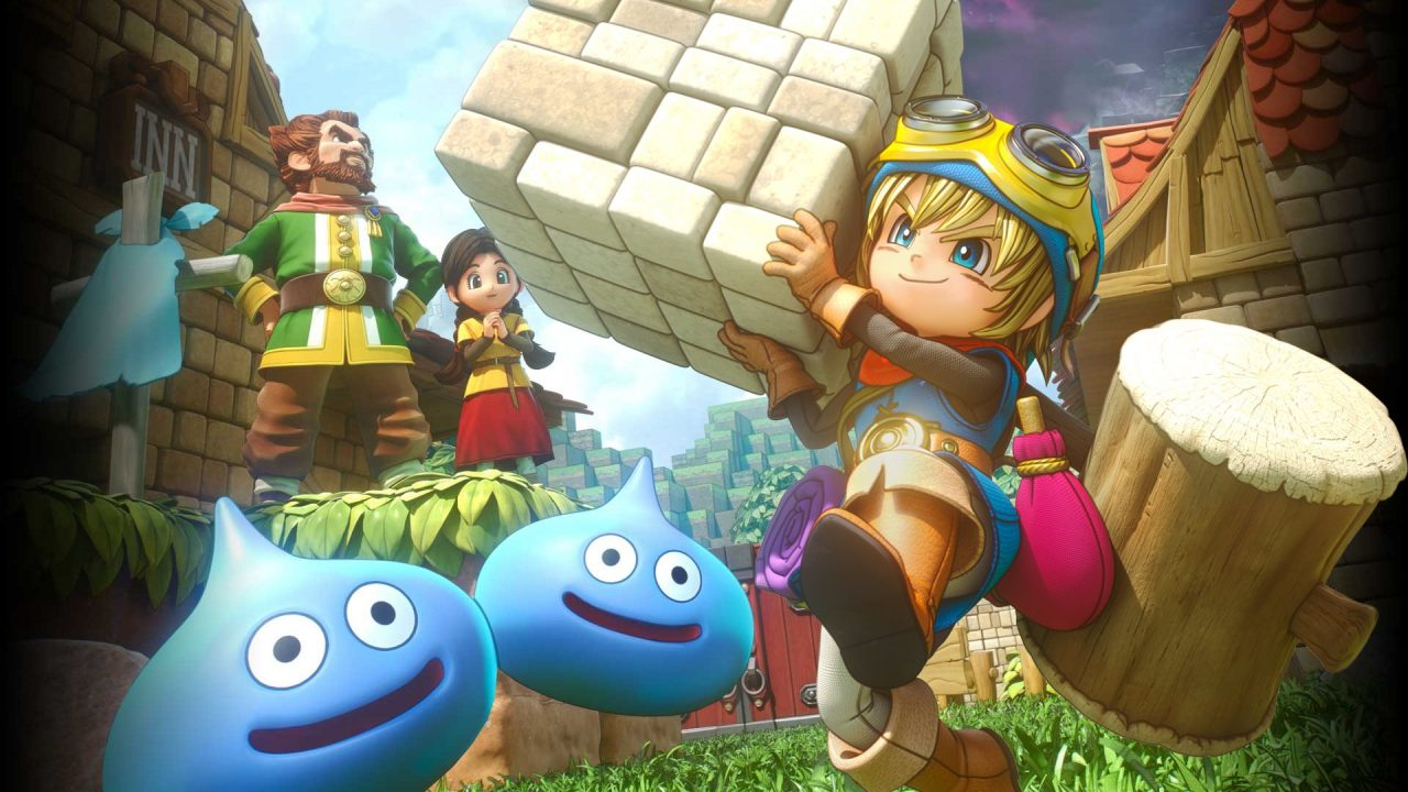 Dragon Quest Builders (Nintendo Switch) Review - Build Your Own Adventure