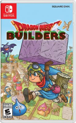 Dragon Quest Builders (Nintendo Switch) Review - Build Your Own Adventure 4