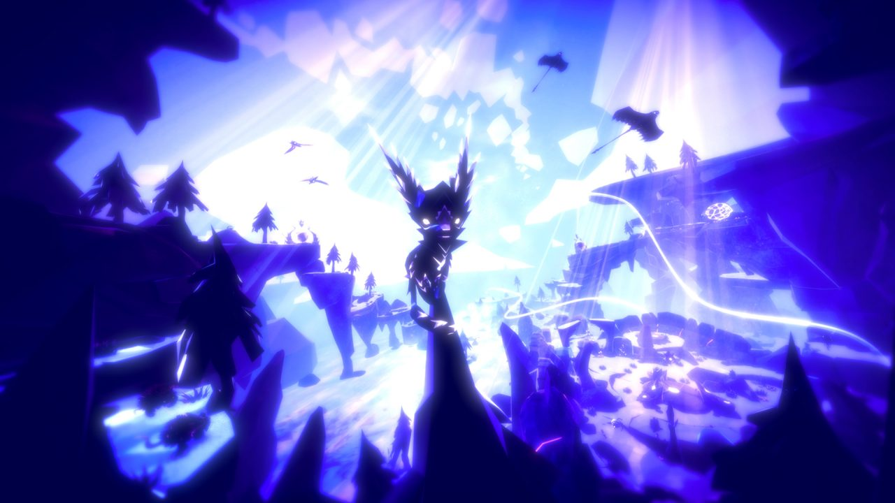 Fe (Switch, PS4) Review - A clunky artsy platformer