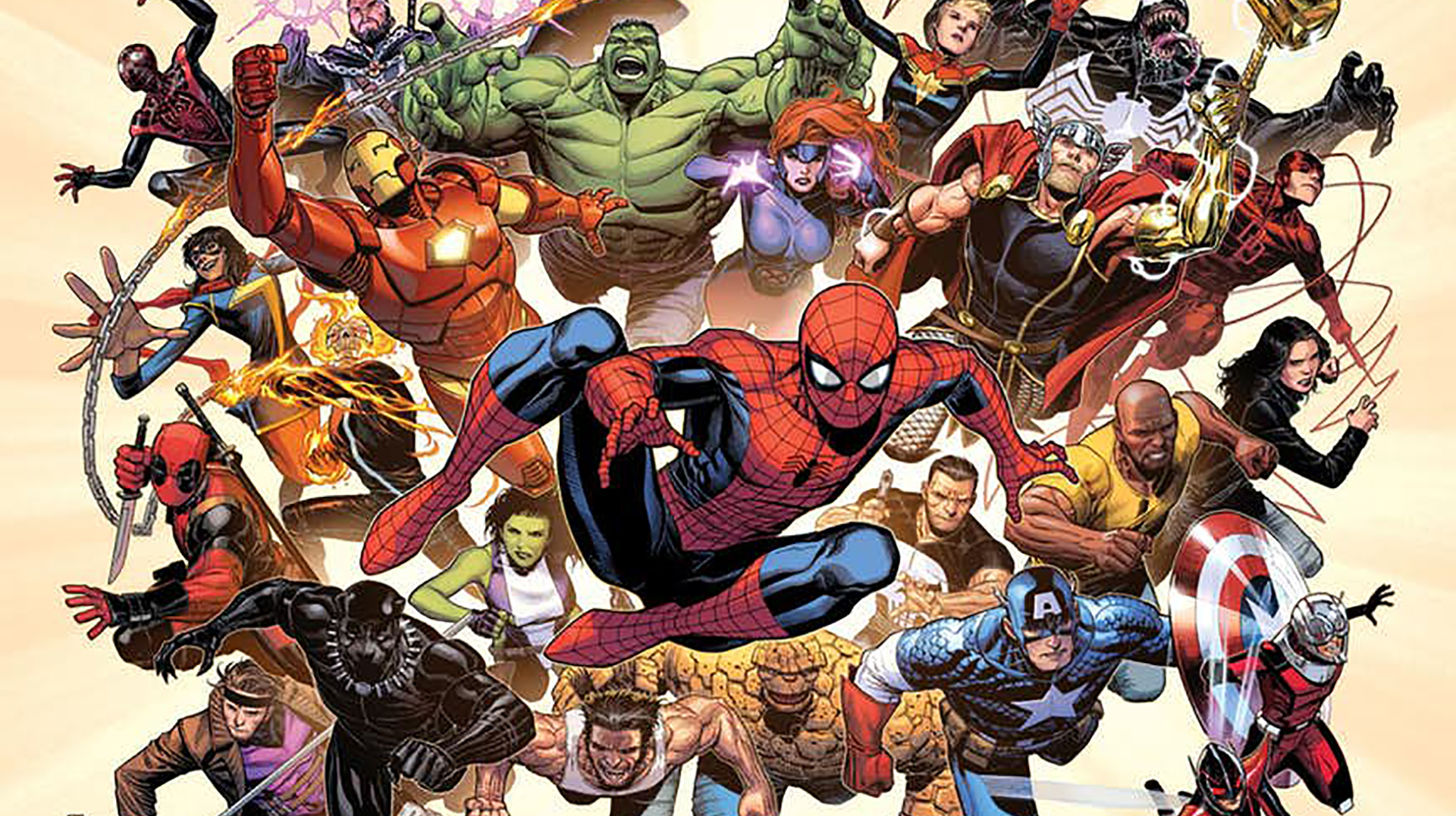 Marvel Comics is Rebooting - Again!