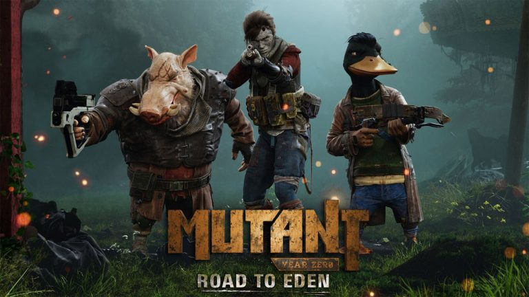 Mutant Year Zero: Road to Eden Announced For PlayStation 4, Xbox One and PC 2018