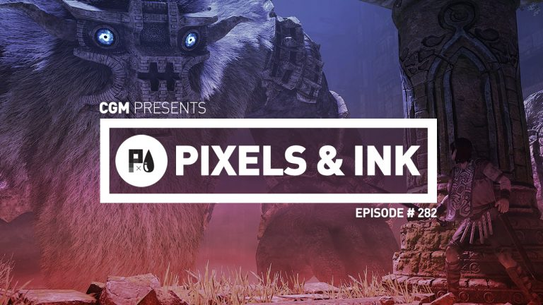 Pixels & Ink Episode #282: Shadow of the Nintendo