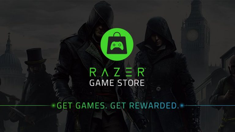 Razer Launches Digital Gaming Store