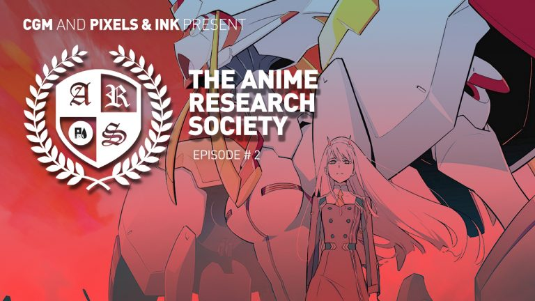 The Anime Research Society: Episode 2