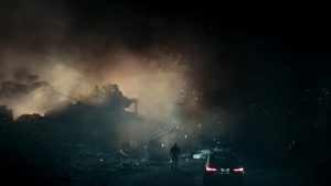 The Cloverfield Paradox (2018) Review: Lost in Space 1