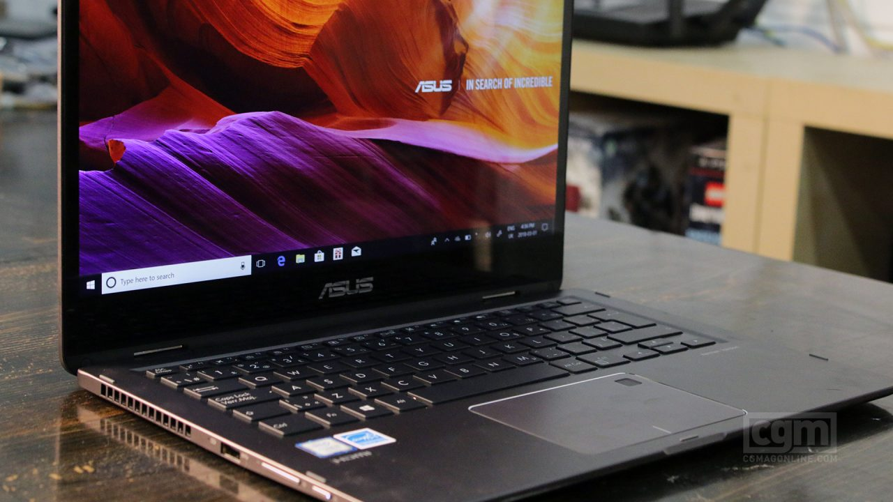 ASUS ZenBook Flip Review 4