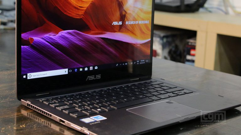 ASUS ZenBook Flip Review