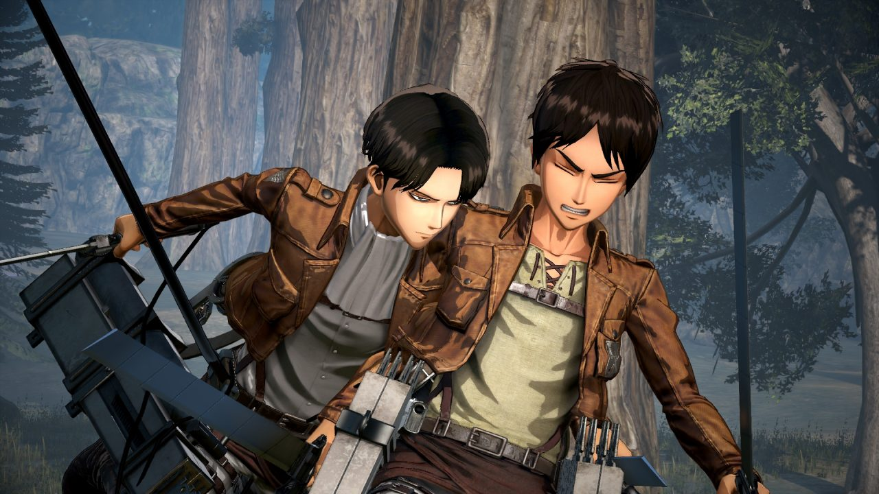 Attack on Titan 2 (PC) Review 1