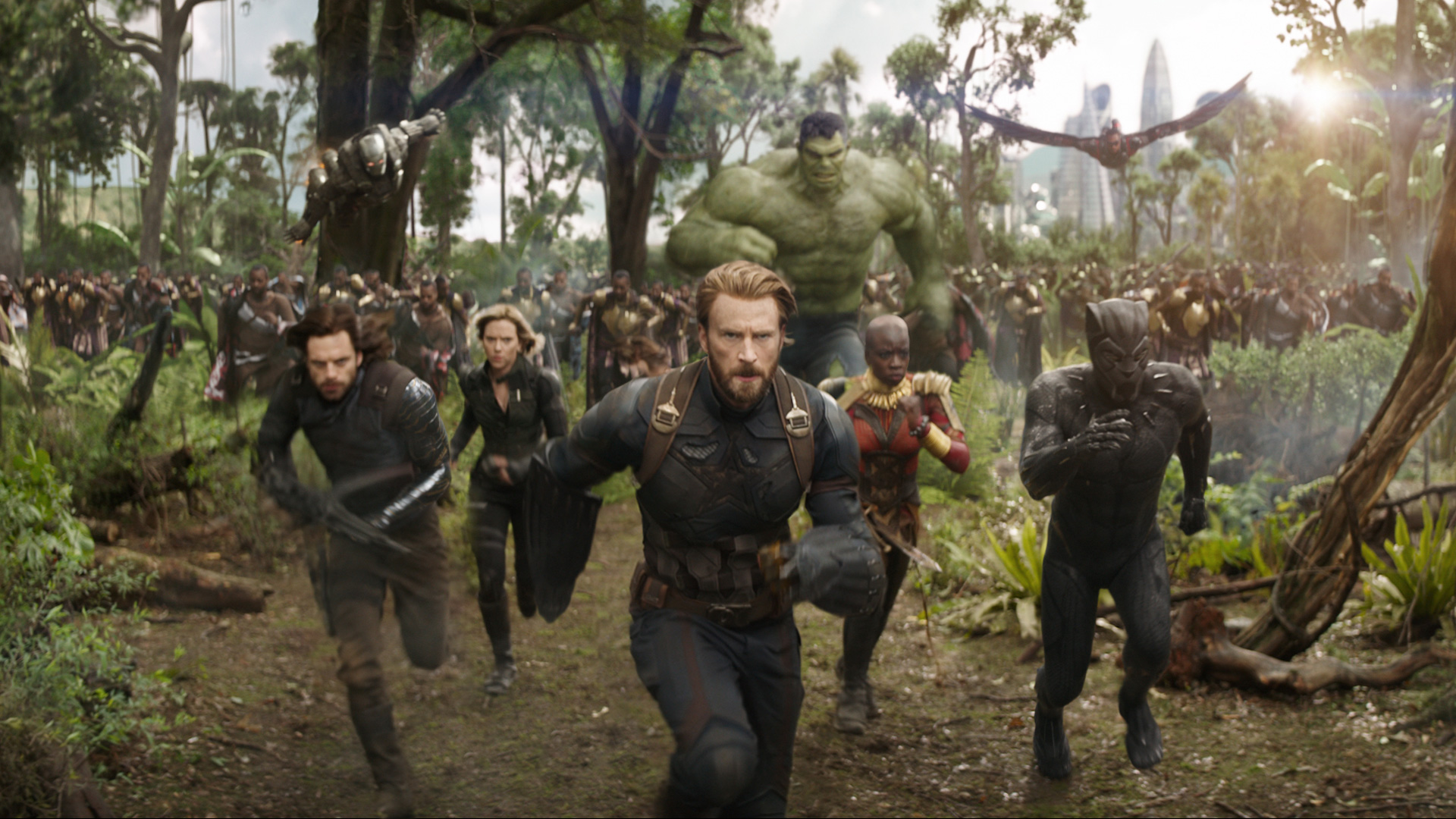 Avengers: Infinity War Official Trailer features All Four Infinity Stones 7