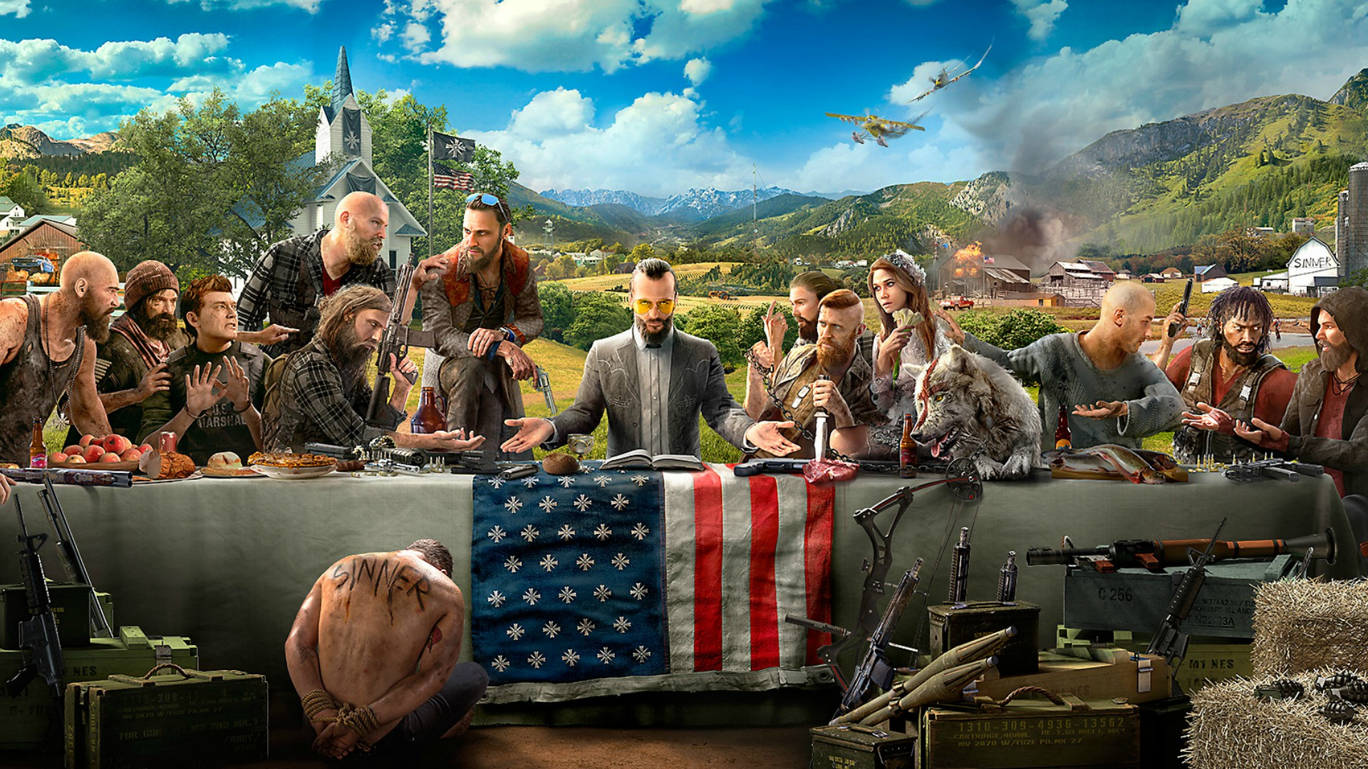 Far Cry 5 Ps4 Review Cgmagazine
