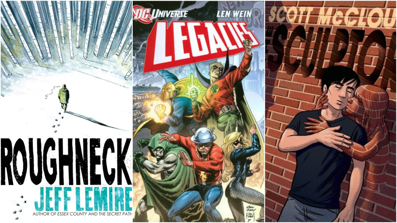 Five Comic Books to Check Out On National Book Day and Beyond 5