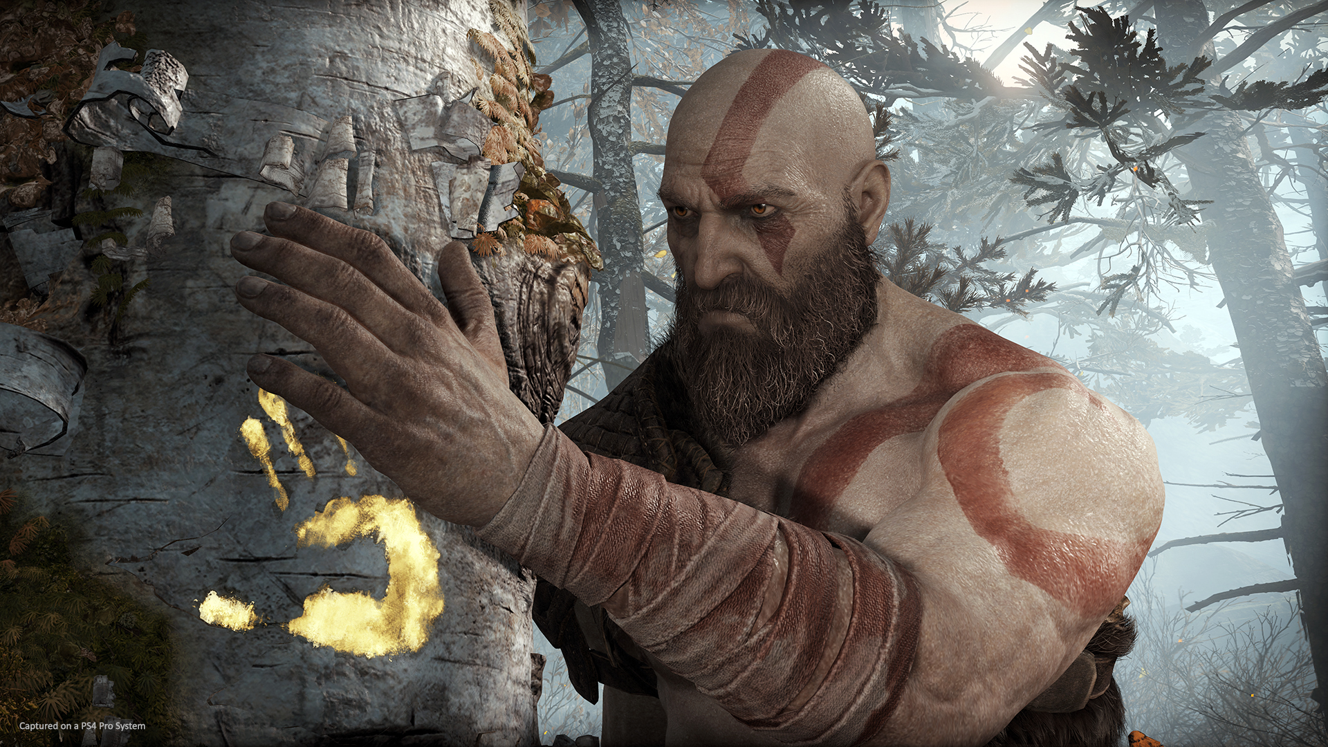 God of War Preview: This Dad Packs a Punch