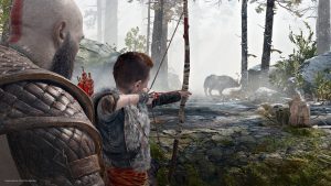 God of War Preview: This Dad Packs a Punch 6
