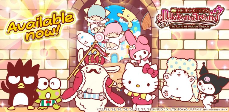 Hello Kitty and Friends Find a New Home On iOS and Android