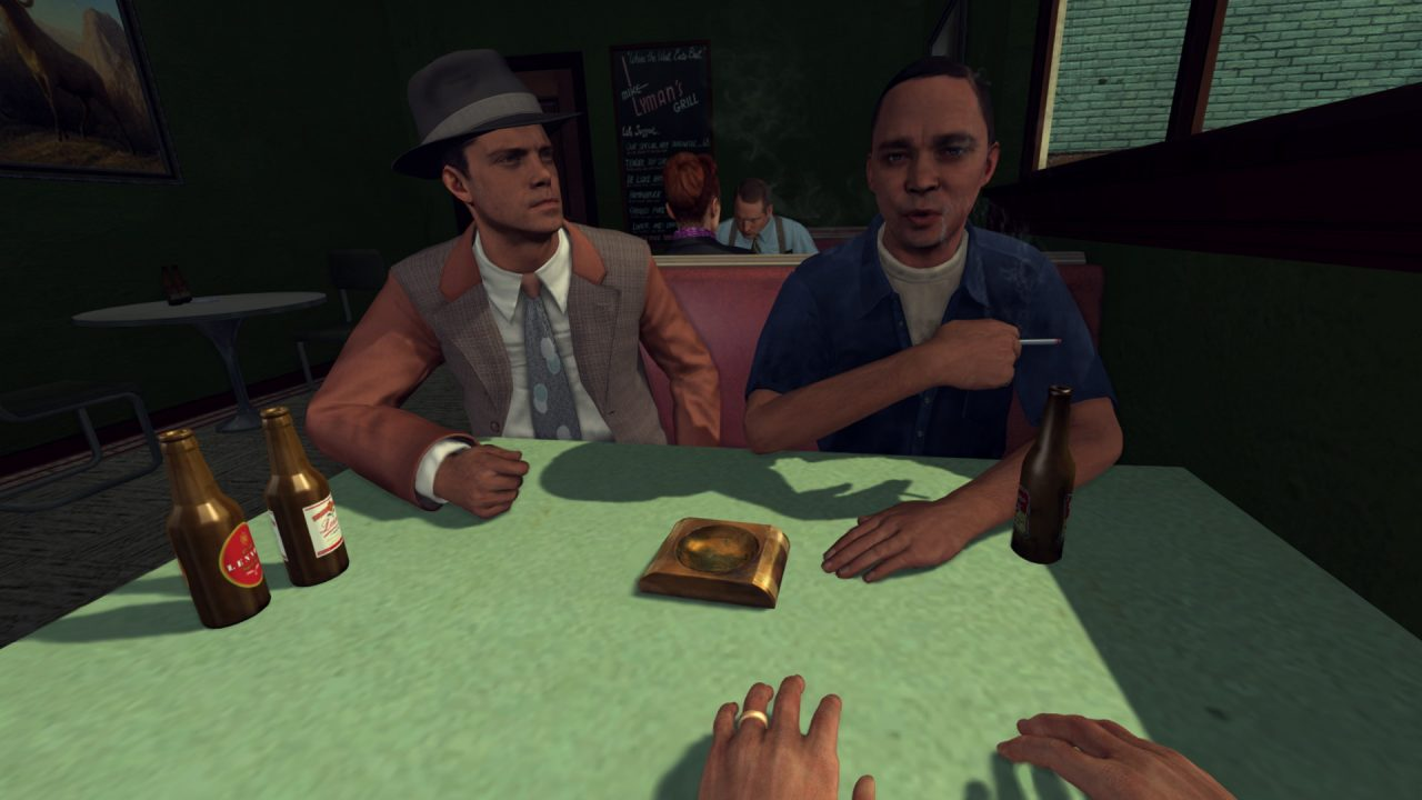 L.A. Noire: The VR Case Files Review 1