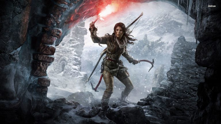 Lara Croft is Making a Return in a New Tomb Raider Game