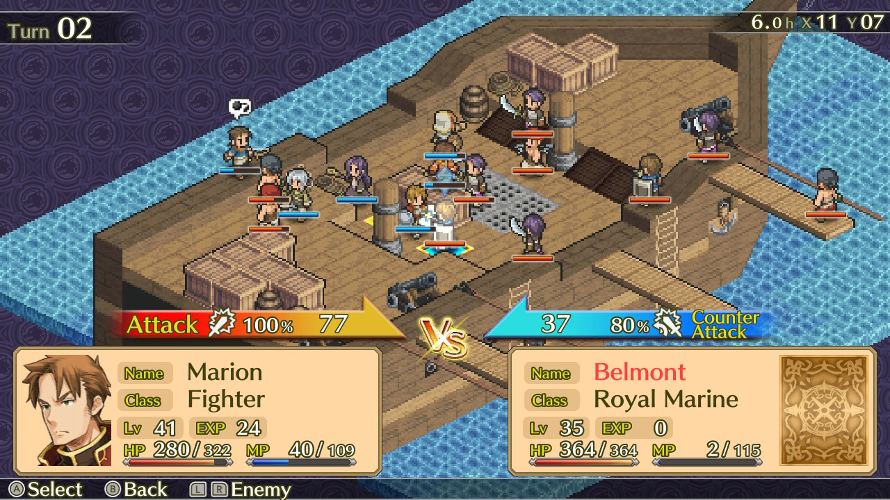 Mercenaries Saga Chronicles Review 5