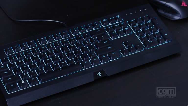 Razer Cynosa Chroma (Keyboard) Review